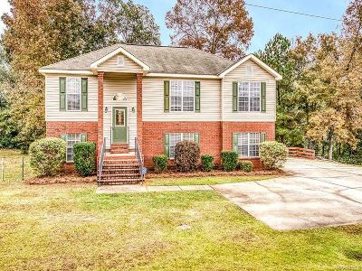 Prattville Single Family Home For Sale: 468 Durden Road