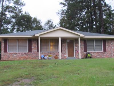 Montgomery Single Family Home For Sale: 3105 Durham Drive