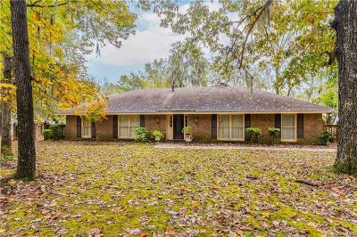 Montgomery Single Family Home For Sale: 6631 Halcyon Drive