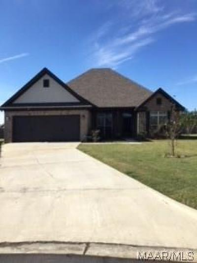 Montgomery Single Family Home For Sale: 1506 Manor Park Court