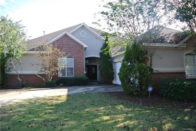 Single Family Home For Sale: 8530 Carillion Place