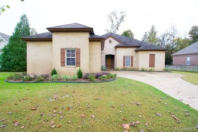Deer Creek Single Family Home For Sale: 8807 Morning Place