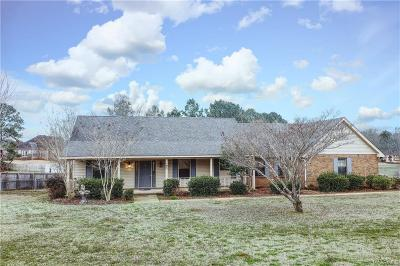 Prattville Single Family Home For Sale: 192 Ridgewood Road