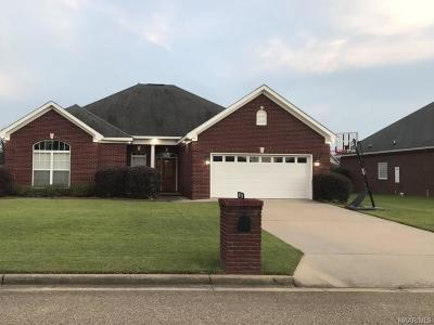 Single Family Home For Sale: 124 Greyfox Trail