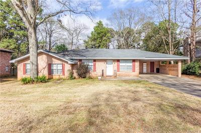 Prattville Single Family Home For Sale: 1259 Plum Street