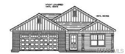 Single Family Home For Sale: 106 Longleaf Lane