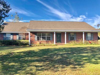 Wetumpka Single Family Home For Sale: 75575 Tallassee Highway