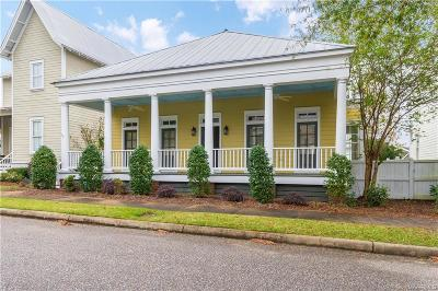 Pike Road Single Family Home For Sale: 40 Chapel Hill Street