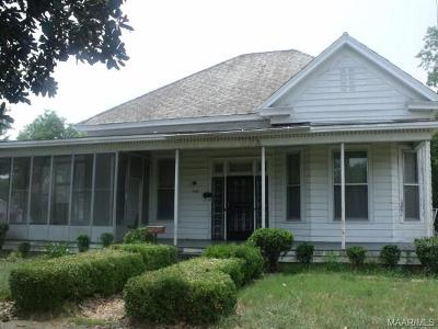 Selma Single Family Home For Sale: 1120 1st Avenue