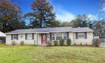 Prattville Single Family Home For Sale: 614 Woodvale Road