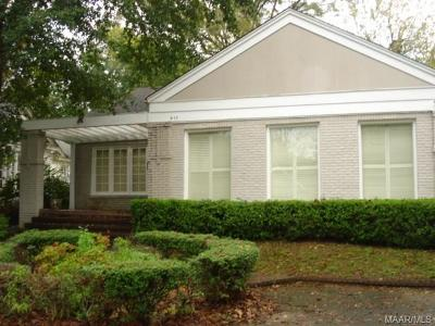 Montgomery Single Family Home For Sale: 617 Thorn Place