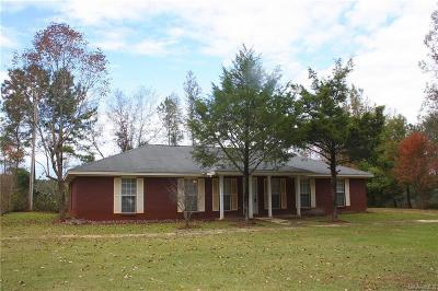 Single Family Home For Sale: 1962 County Road 38