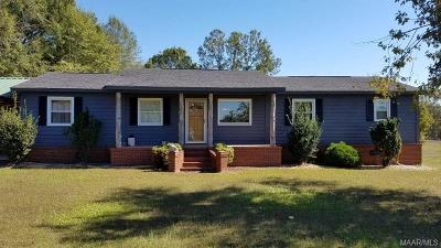 Tallassee Single Family Home For Sale: 3390 Cherokee Trail