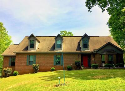 Prattville Single Family Home For Sale: 1880 Highway 31
