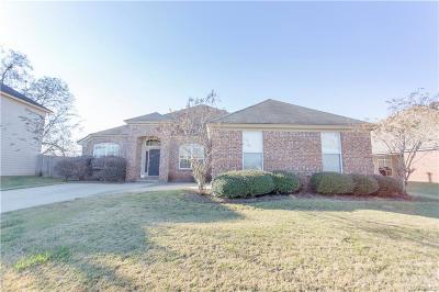 Montgomery AL Single Family Home For Sale: $189,900