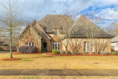 Montgomery Single Family Home For Sale: 8606 Rockbridge Circle