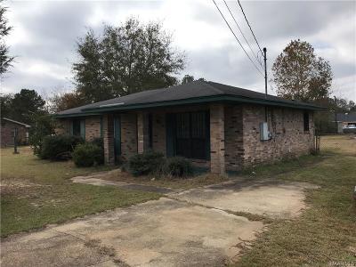 Montgomery AL Single Family Home For Sale: $55,000