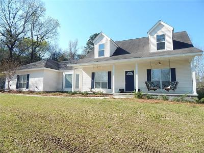 Tallassee Single Family Home For Sale: 917 Cherokee Trail