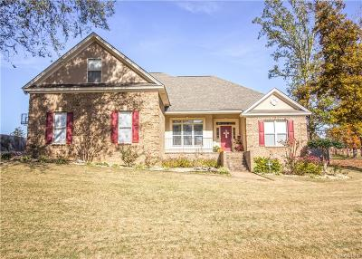Deatsville Single Family Home For Sale: 57 Sunny Brook Court