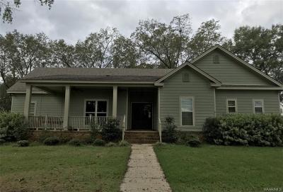 Prattville Single Family Home For Sale: 1616 Dominick Road