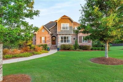 Brookwood Subdivision Single Family Home For Sale: 580 Brookwood Drive