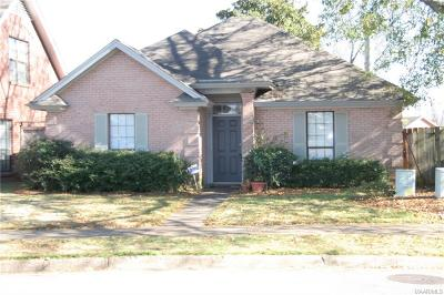 Montgomery Single Family Home For Sale: 155 Landmark Drive Drive