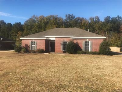 Pike Road Single Family Home For Sale: 442 Longwood Trail