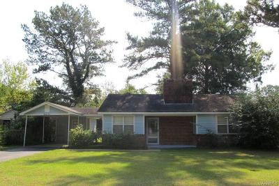 Selma Single Family Home For Sale: 23 Willow Drive
