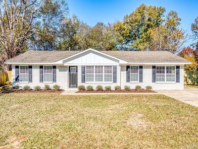 Wetumpka Single Family Home For Sale: 216 Richard Road