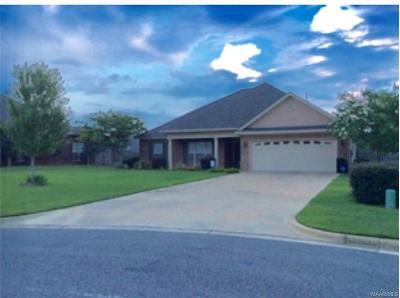 Prattville Rental For Rent: 1725 Meadowbrook Drive