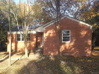 Single Family Home For Sale: 3519 Thornton Road