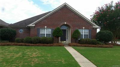 Deer Creek Single Family Home For Sale: 8800 Stoneridge Place