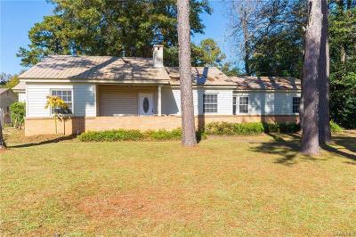 Prattville Single Family Home For Sale: 965 Gaddis Avenue