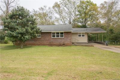 Enterprise Single Family Home For Sale: 113 Byrd Street
