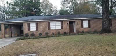 Selma Single Family Home For Sale: 126 Christie Lane