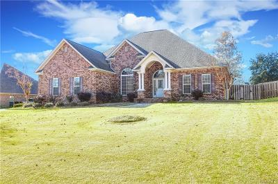 Prattville Single Family Home For Sale: 941 Fireside Drive