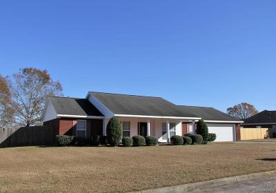 Enterprise Single Family Home For Sale: 118 Cedar Grove Lane