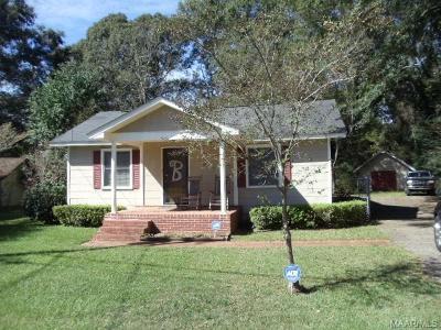 Selma Single Family Home For Sale: 117 Grove Lane