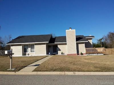 Enterprise Single Family Home For Sale: 100 Ladd Street