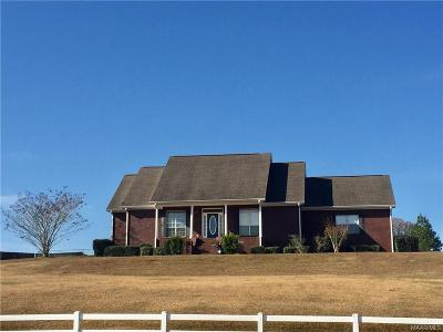 Enterprise Single Family Home For Sale: 677 County Road 558