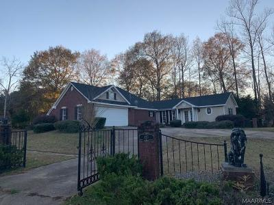 Single Family Home For Sale: 120 Dove Drive
