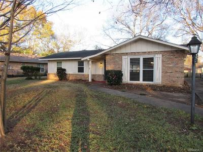 Montgomery Single Family Home For Sale: 220 Cornell Road