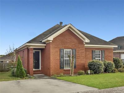 Montgomery Single Family Home For Sale: 512 Mitylene Drive