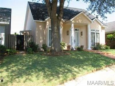 Montgomery Single Family Home For Sale: 4609 Cherry Tree Terrace