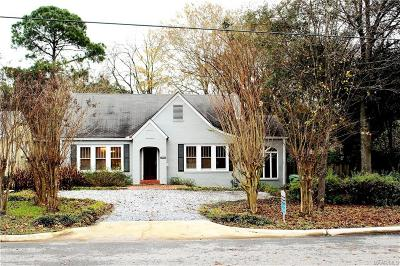 Montgomery Single Family Home For Sale: 2077 Gorgas Street