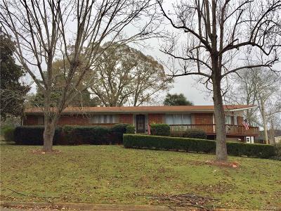 Enterprise Single Family Home For Sale: 3363 Augusta Street