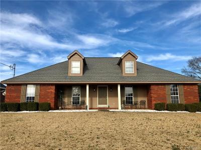 Deatsville Single Family Home For Sale: 447 Spring Hollow Drive