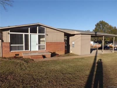 Enterprise Single Family Home For Sale: 100 Andrews Street