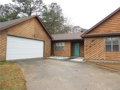 Enterprise Single Family Home For Sale: 159 Valley View Drive