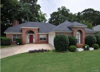 Montgomery Single Family Home For Sale: 372 Rebekah Lane